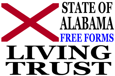 Alabama Living Trust Forms