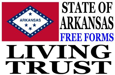 Arkansas Living Trust Forms