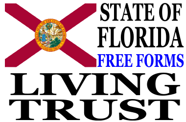 Florida Living Trust Forms - Download Free Living Trust Forms