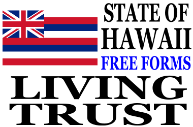 Hawaii Living Trust Forms