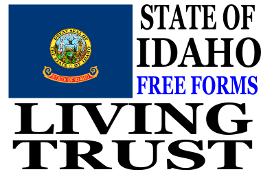 Idaho Living Trust Forms