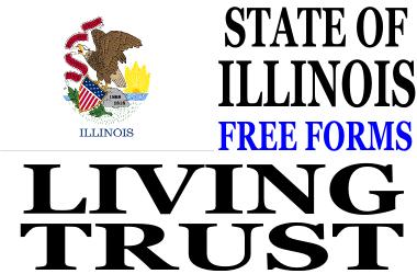 illinois living trust forms download free living trust forms. Black Bedroom Furniture Sets. Home Design Ideas