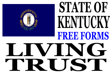 Kentucky Living Trust Forms