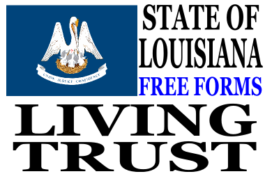 Louisiana Living Trust Forms