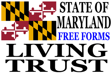 Maryland Living Trust Forms