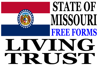 Missouri Living Trust Forms