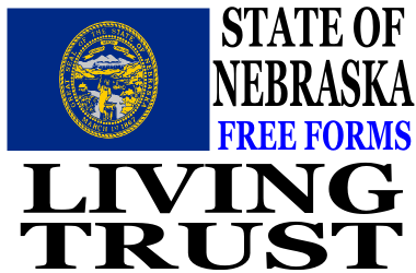 Nebraska Living Trust Forms