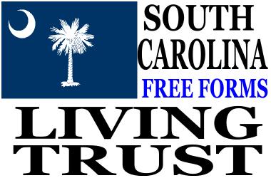 South Carolina Living Trust Forms