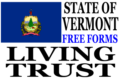 Vermont Living Trust Forms