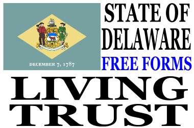 Delaware Living Trust Forms