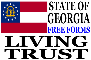 Georgia Living Trust Forms