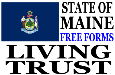 Maine Living Trust Forms