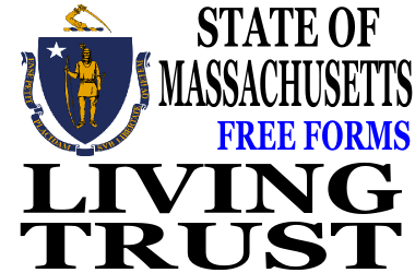 Massachusetts Living Trust Forms