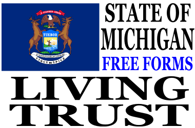 Michigan Living Trust Forms