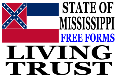 Mississippi Living Trust Forms