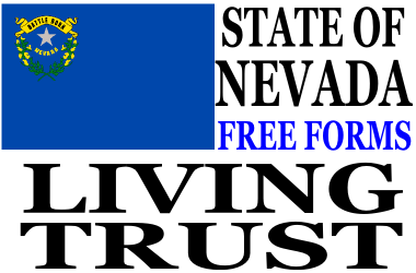 Nevada Living Trust Forms