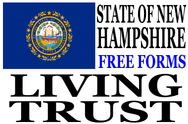 New Hampshire Living Trust Forms