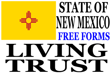 New Mexico Living Trust Forms