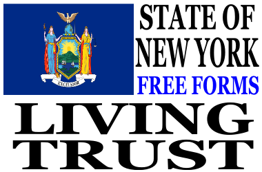 New York Living Trust Forms