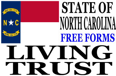 North Carolina Living Trust Forms