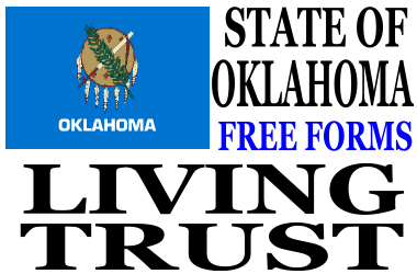 Oklahoma Living Trust Forms