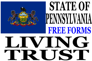 Pennsylvania Living Trust Forms
