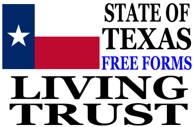 Texas Living Trust Forms