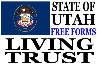 Utah Living Trust Forms