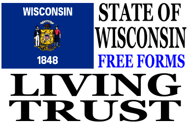 Wisconsin Living Trust Forms