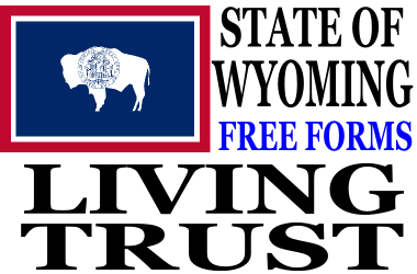 Wyoming Living Trust Forms